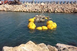 recuperare pescador scufundat Costinesti 2013 - Nemo Pro Diving 008