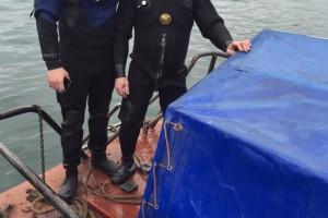 taiere subacvatica barja la Cochirleni - Constanta - Nemo Pro Diving 007