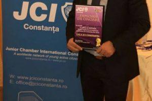 Nemo Diving Center premiat la Gala JCI Constanta 2016 - 5