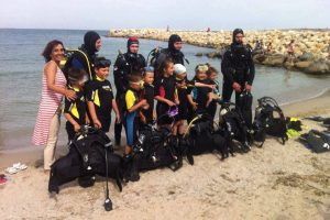 Ziua Copilului sarbatorita la Nemo Diving Center Eforie Nord 4