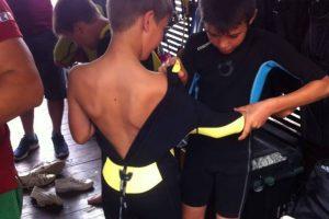 Evenimente subacvatice la Nemo Diving Center 2