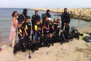Evenimente subacvatice la Nemo Diving Center 6