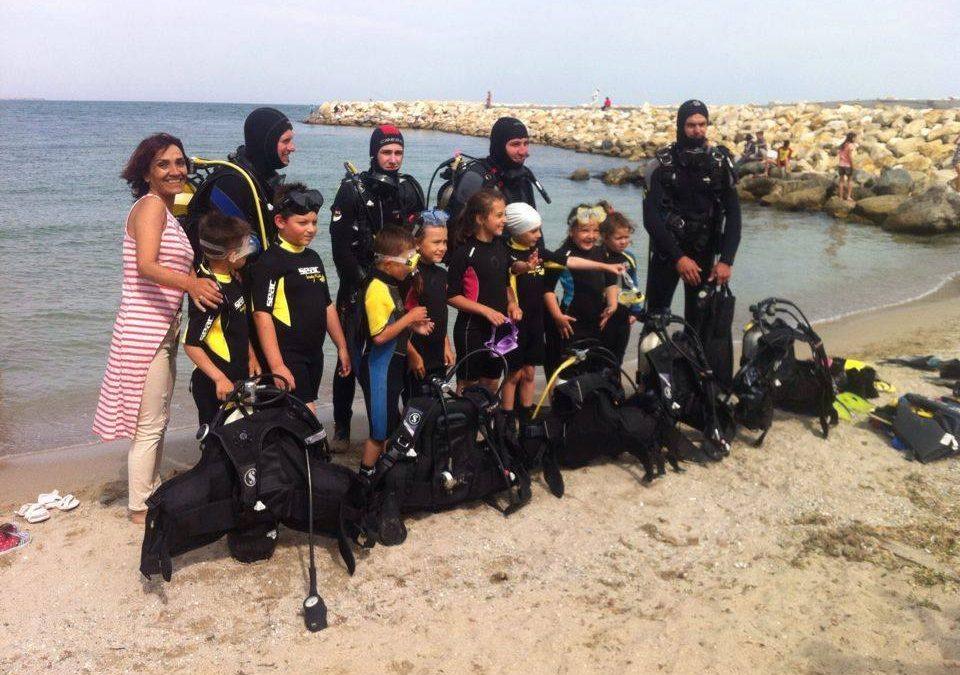 Evenimente subacvatice la Nemo Diving Center