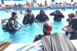 scufundari la Nemo Diving Center vara 2016 - 1