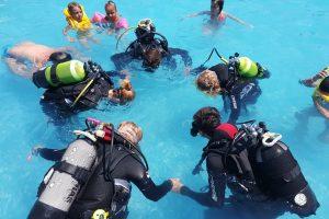 scufundari la Nemo Diving Center vara 2016 - 2