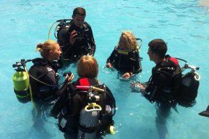 scufundari la Nemo Diving Center vara 2016 - 3