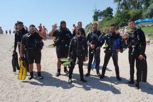 scufundari la Nemo Diving Center vara 2016 - 4