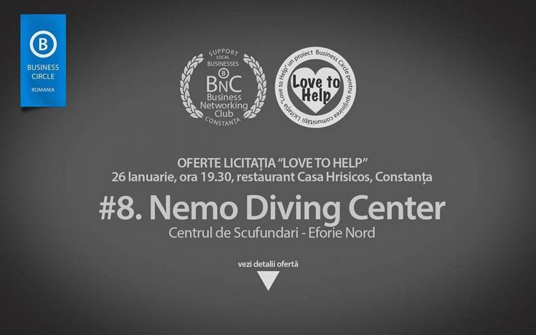"""Nemo Diving Center a participat la evenimentul de business: """"Belle Epoque – Business Networking Cocktail Party"""""""