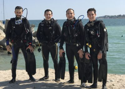 scufundari de agrement - Nemo Diving Center 0002